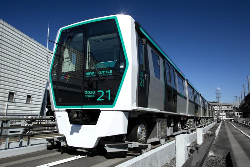 琦玉新交通伊奈线2020系列车