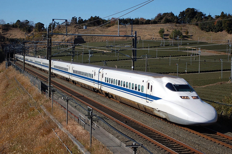JR东海道700系列车