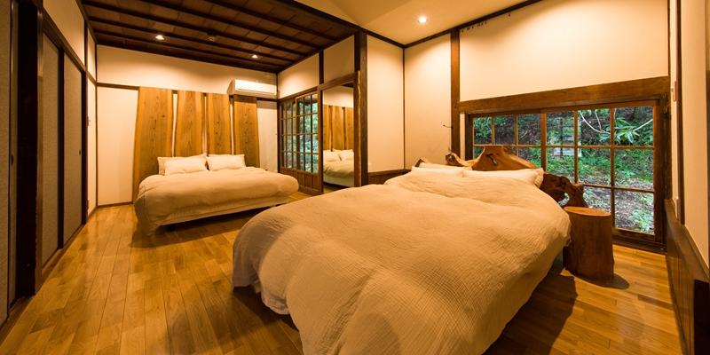 星岳的卧室