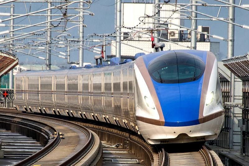 JR西日本W7系列车