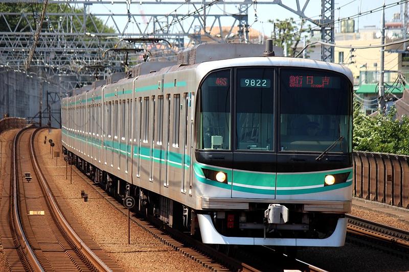 东京地铁南北线9000系列车