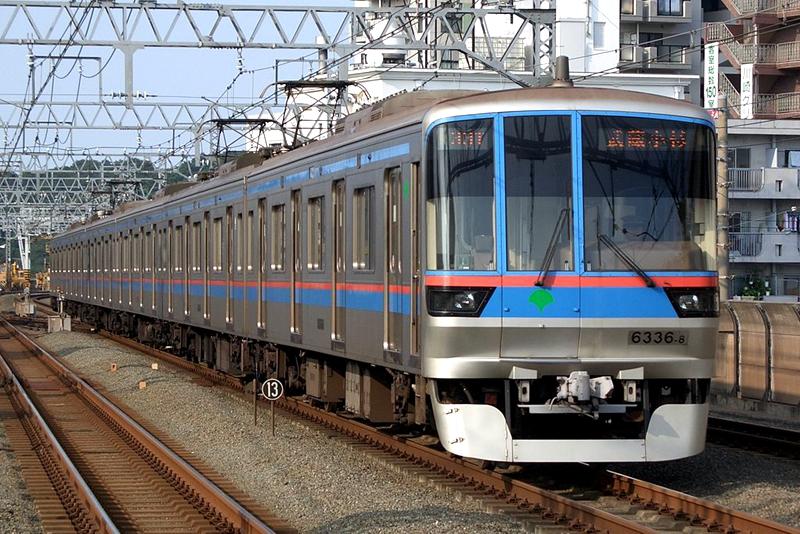 都营地铁6300系列车