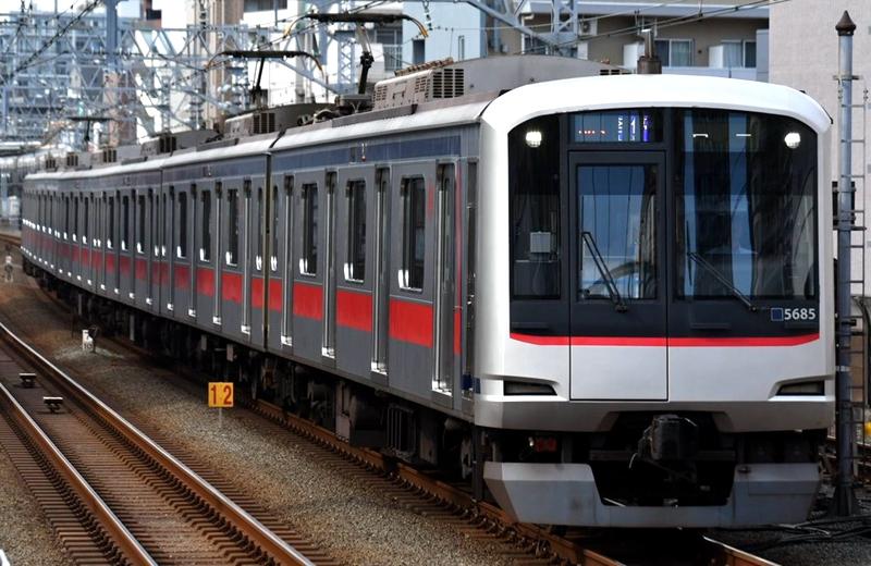 东急电铁5080系列车