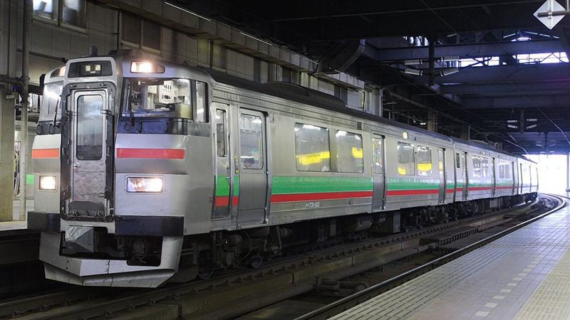 JR北海道731系列车