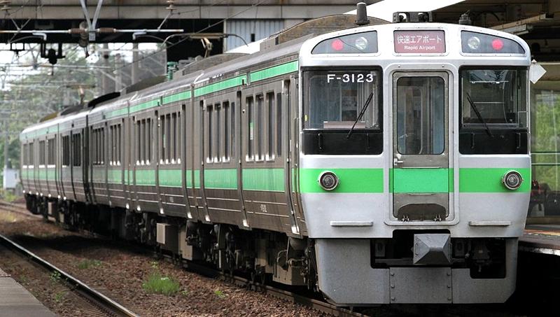 JR北海道721系列车