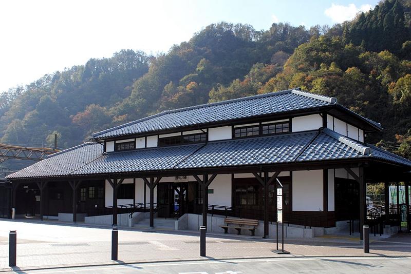 越前铁道胜山站