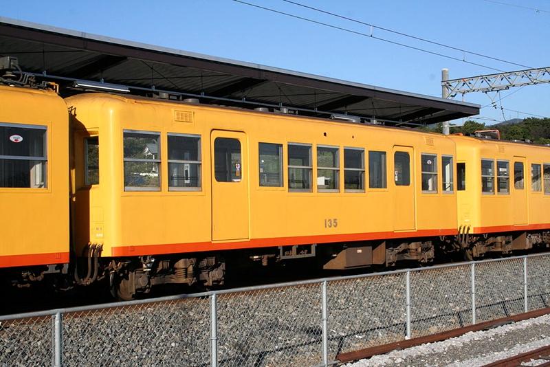 三岐铁道北势线130系列车