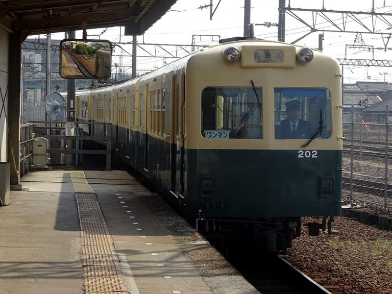 三岐铁道北势线200系列车