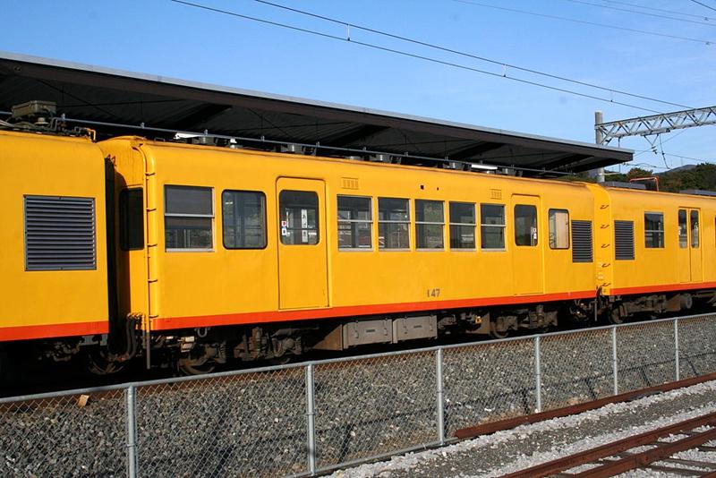 三岐铁道北势线140系列车