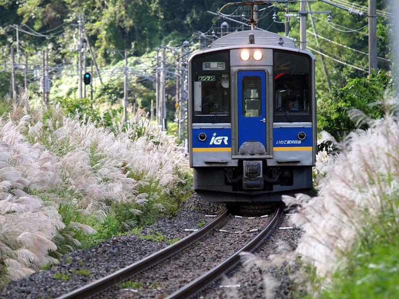 IGR银河铁道701系电车