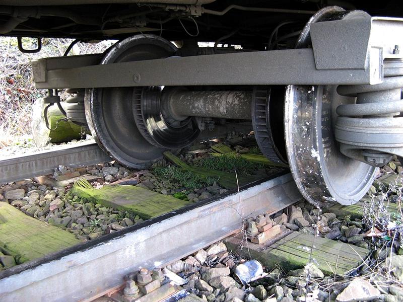 出轨的列车